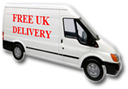We Offer Free UK Delivery